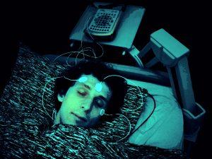 Minna Långström: Sleep Lab (2006)