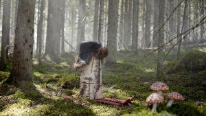 Suomi-Väänänen: Log Head (2015)