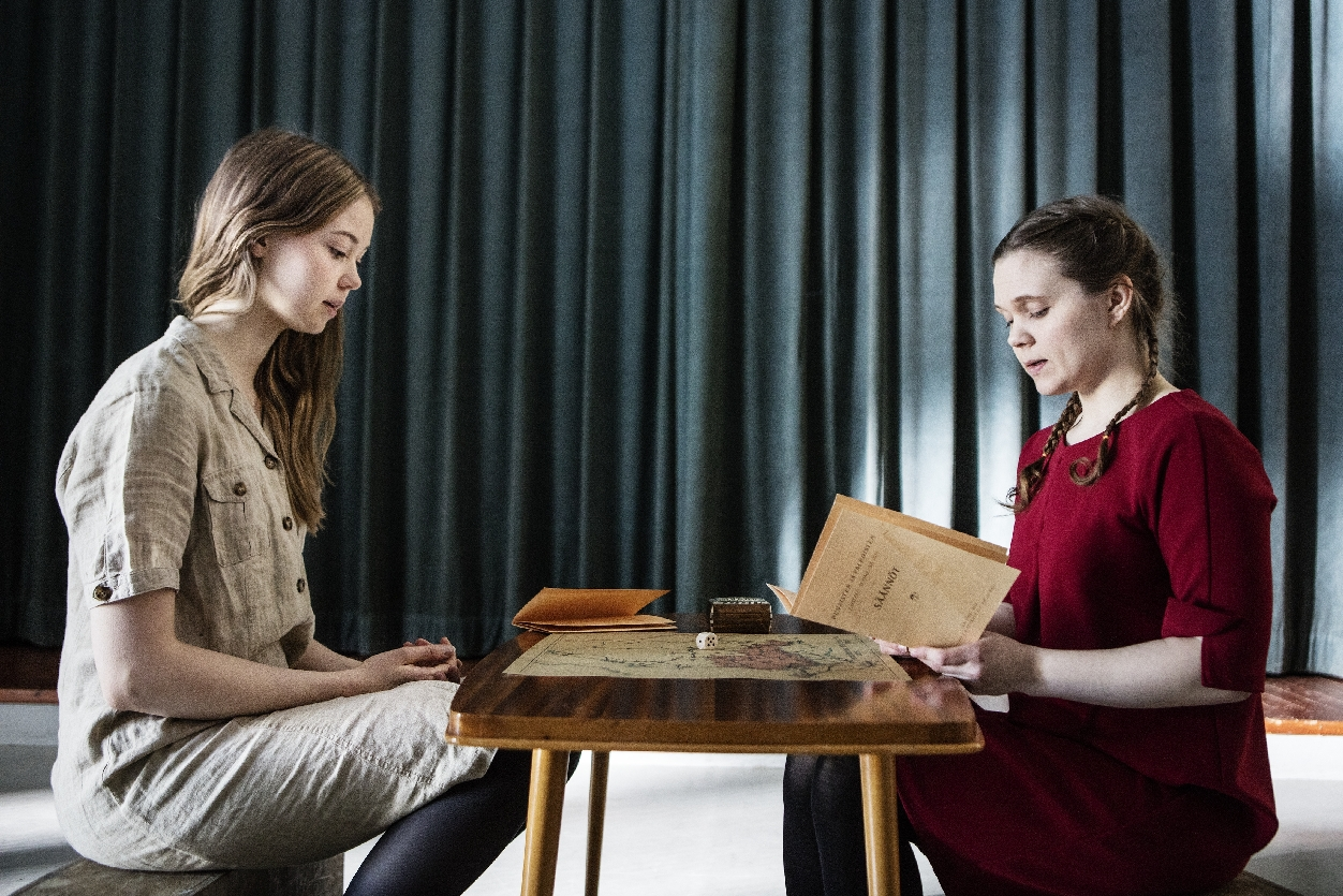 Johanna Lecklin: Not Just a Matter of Passion (2018)