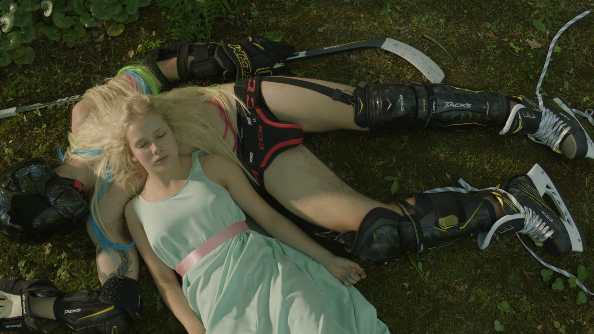 Hannaleena Hauru: The Ice Hockey Film by Heidi (2017)